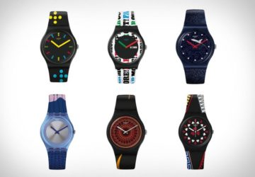 Swatch x 007 James Bond