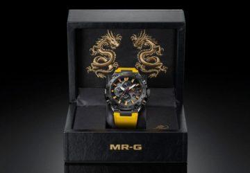 Casio G-Shock MRG-G2000BL-9A