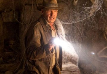 Indiana Jones 5 çekimleri