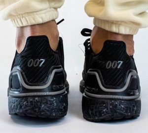 James Bond x Adidas UltraBoost 2020