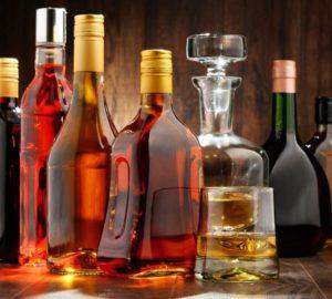 Koronavirüs viski alkollü içki