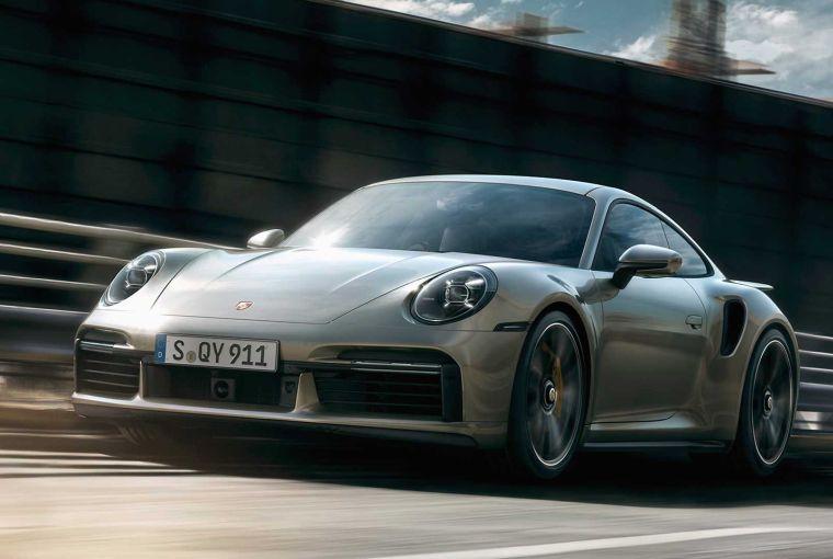 2020 Porsche 911 Turbo S Coupe & Cabriolet