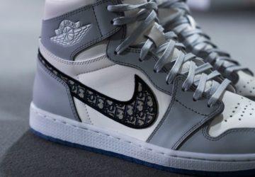 Dior x Nike Air Jordan 1 High