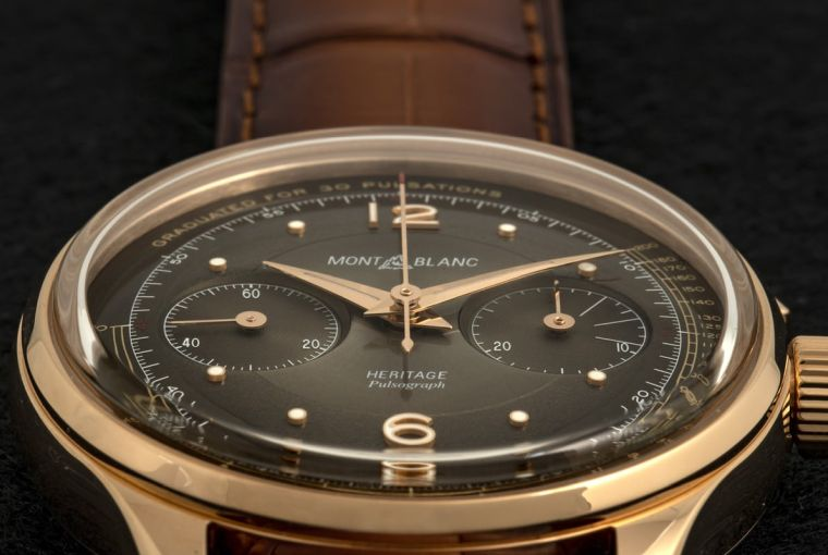 Montblanc Heritage Watches