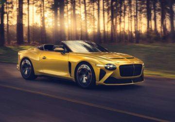 2020 Bentley Bacalar