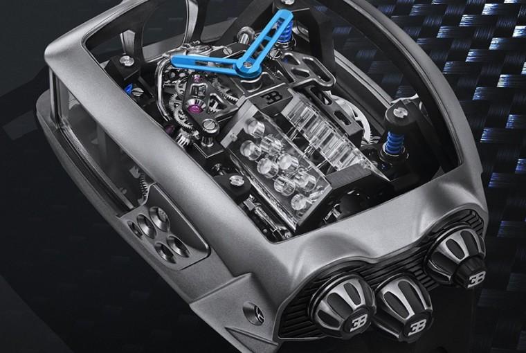 Bugatti x Jacob & Co. Chiron Tourbillon