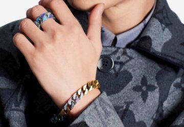 Louis Vuitton Erkek Aksesuar Koleksiyonu