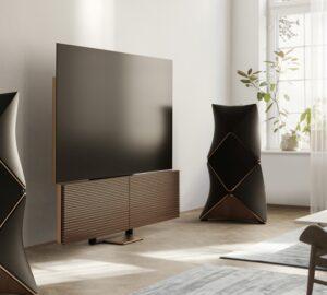 Bang & Olufsen Beovision Harmony 8K OLED TV