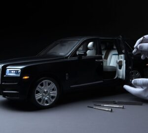 1:8 Rolls-Royce Cullinan model araba