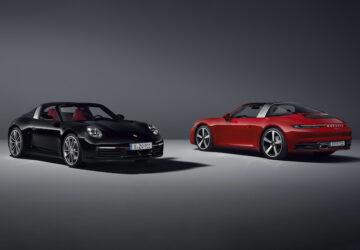 Porsche 911 Targa 4 & 4S