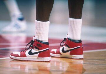Michael Jordan Air Jordan 1 Chicago