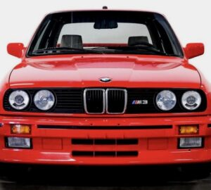 Paul Walker BMW M3 E30