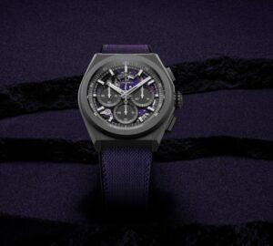 Zenith Defy Ultraviolet 21