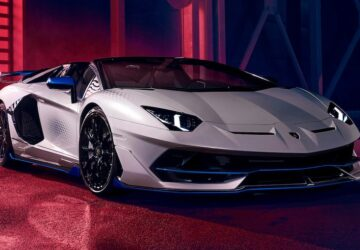 2021 Lamborghini Aventador SVJ Xago Edition