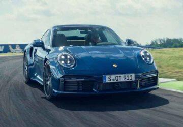 2021 Porsche 911 Turbo Coupe & Cabriolet