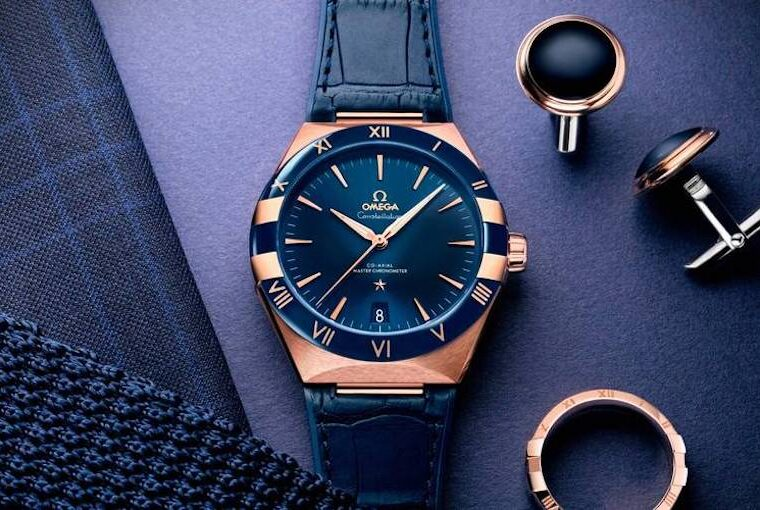 Omega Constellation Gents Collection