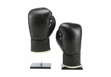 Sylvester Stallone Rocky boks eldivenleri