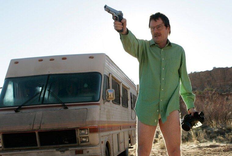 Breaking Bad 21. Yüzyılın en iyi dizisi