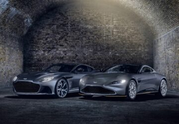 Aston Martin Vantage DBS Superleggera 007
