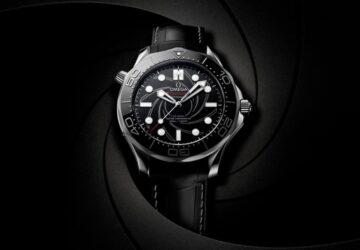 Omega Seamaster Diver 300M James Bond Edition