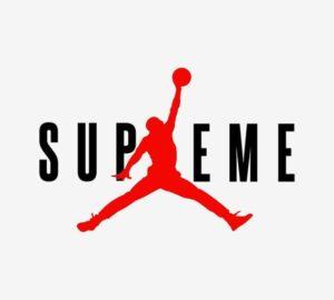 Supreme x Air Jordan 1