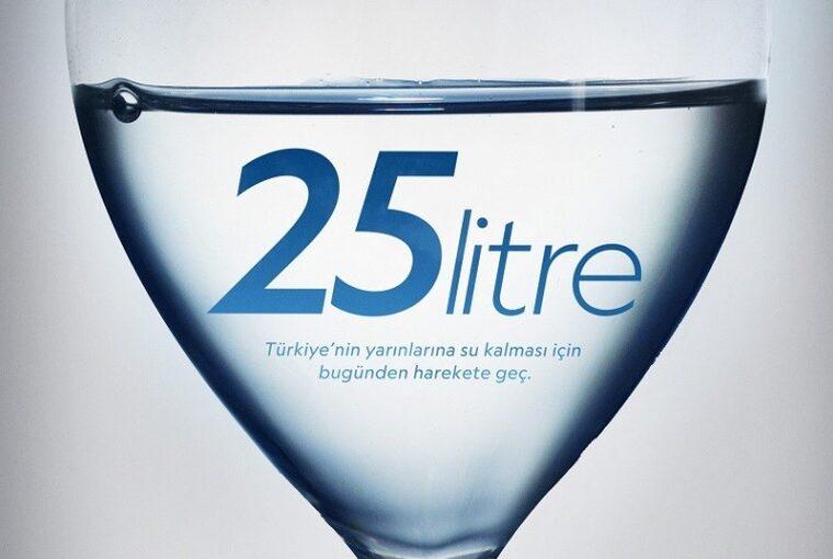 25 Litre: Suyun Peşinde