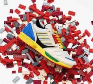 Adidas Originals ZX 8000 LEGO