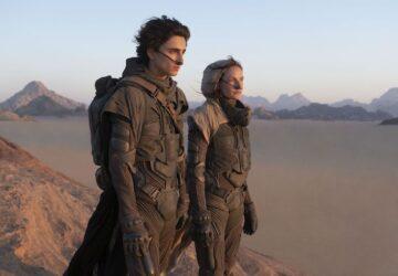 Dune: Çöl Gezegeni fragmanı