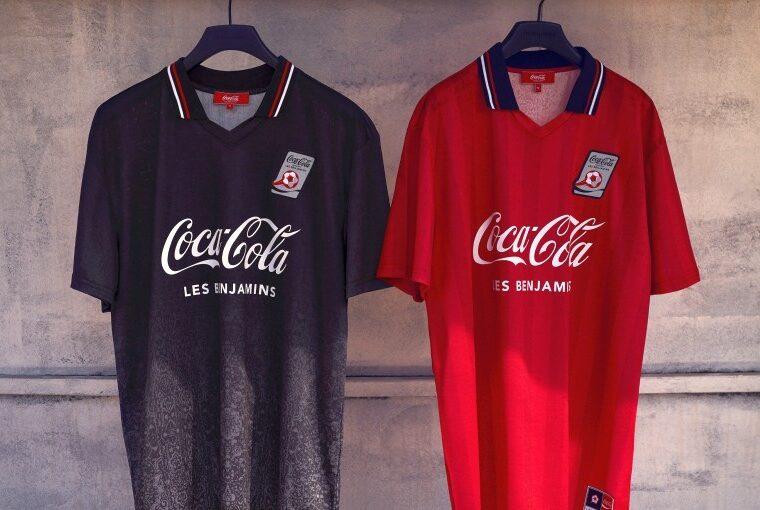 Les Benjamins x Coca-Cola