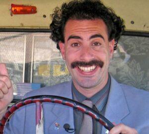Borat 2 fragmanı