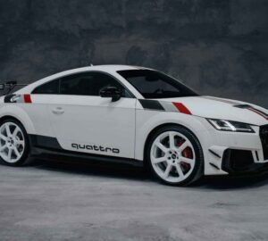 Audi TT RS 40 Coupe