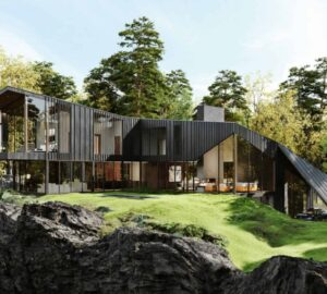 Aston Martin rezidansı Sylvan Rock
