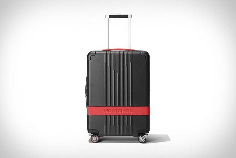 Montblanc x Pirelli 2020 valiz