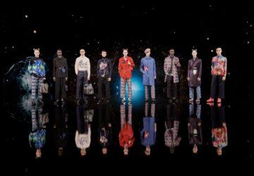 Dior Sonbahar 2021 Erkek Koleksiyonu