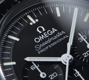2021 Omega Speedmaster Moonwatch