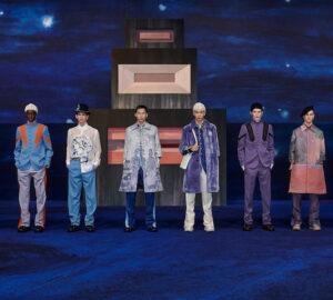 Dior Kış 2021-2022 Erkek