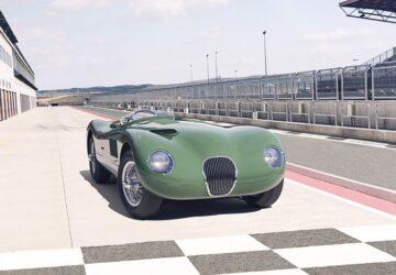 Jaguar Classic C-type