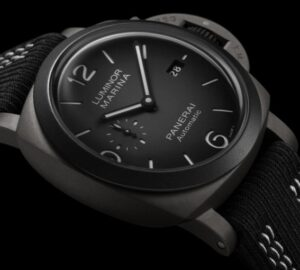 Panerai Luminor Guillaume Néry Edition