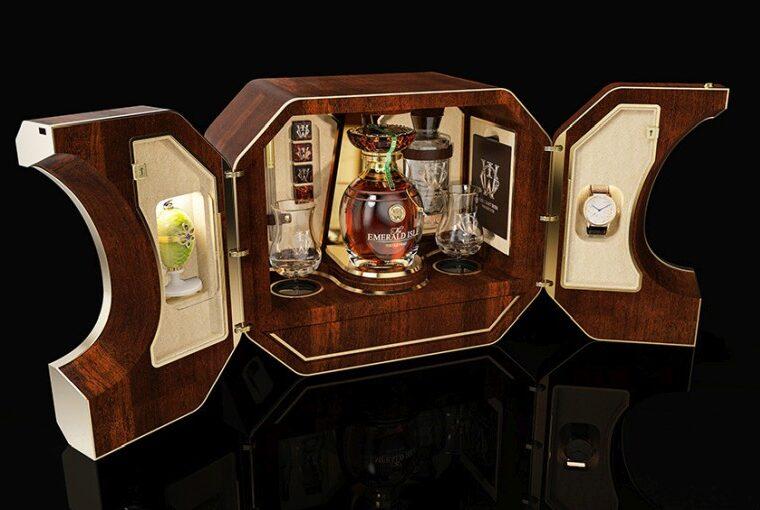 Craft Irish Whiskey X Faberge Emerald Isle Collection