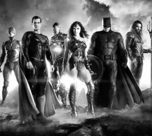 Zack Snyder's Justice League fragmanı