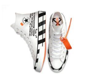 Off-White x Converse Chuck 70 Hi