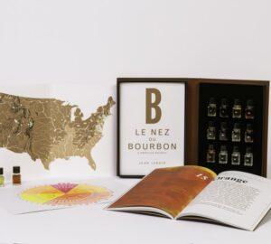 Le Nez du Bourbon & American Whiskey
