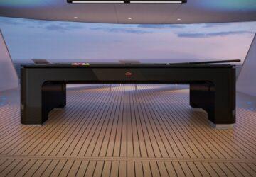 Bugatti bilardo masası