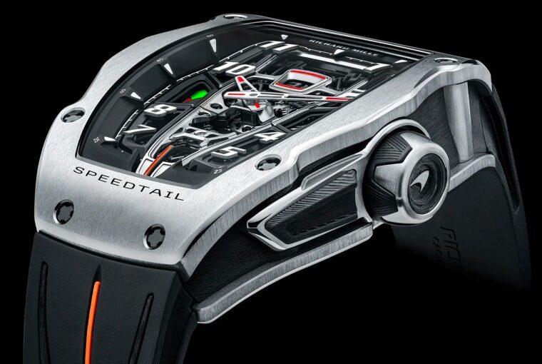 Richard Mille X McLaren RM 40-01 Speedtail