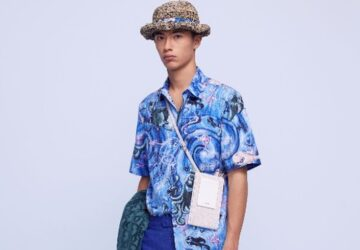 Dior Erkek Plaj Koleksiyonu