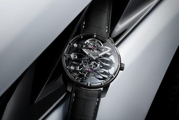 Girard-Perregaux X Aston Martin Flying Briıdges Watch