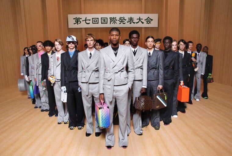 Louis Vuitton İlkbahar-Yaz 2022 Erkek Koleksiyonu