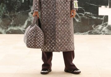 Louis Vuitton Felt Line