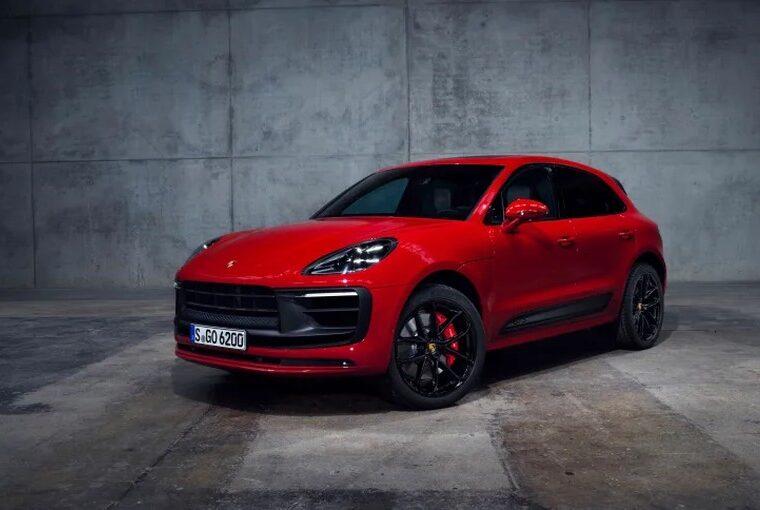 2022 Porsche Macan SUV