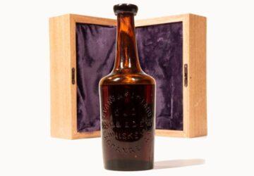 Dünyanın En Eski Viskisi Old Ingledew Whiskey